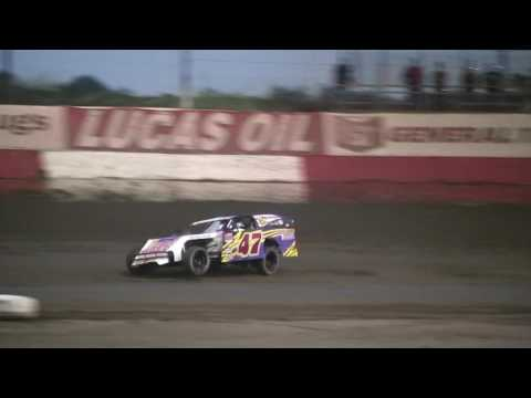Billy Howard Jr  Heat Race Open Wheel Modified  East Bay Raceway Park  32517