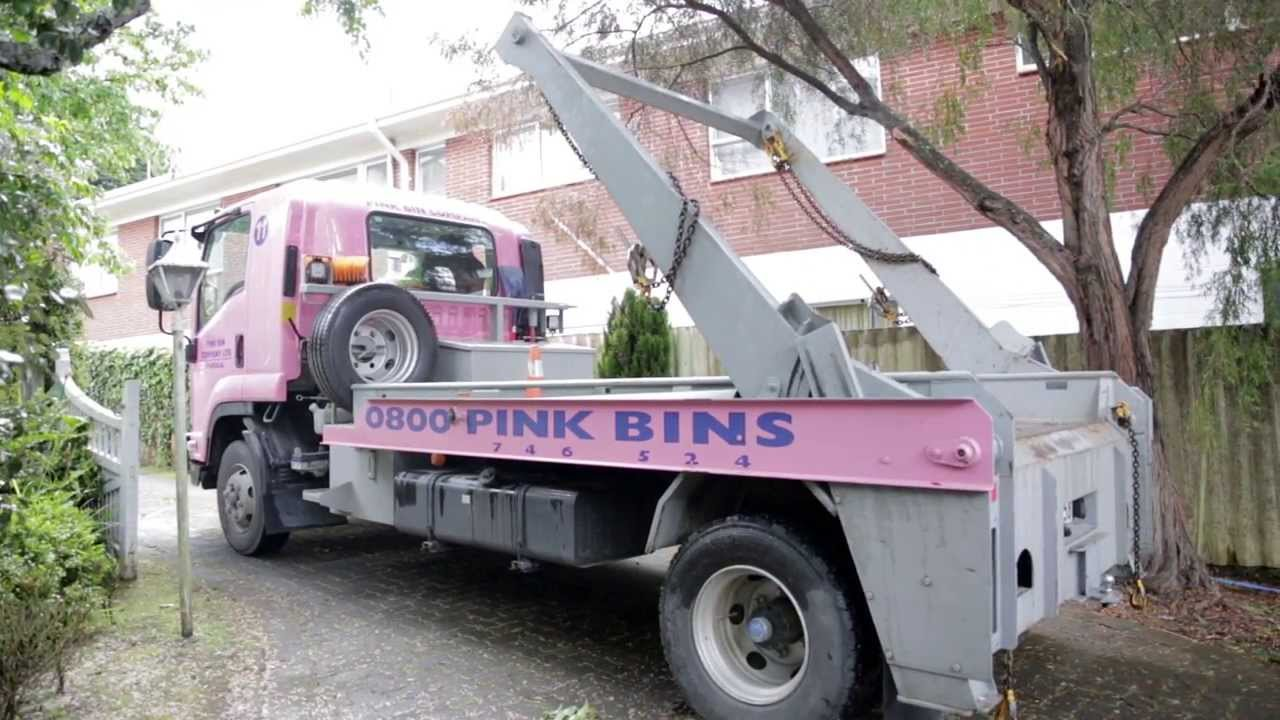 Pink Bins The Pink Bins Company Ltd