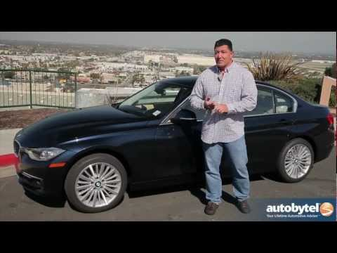 2012 BMW 3-Series Test Drive & Luxury Car Review