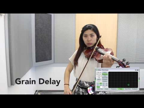 Rebecca Chan - Berklee Valencia Music Technology Innovation Masters Project
