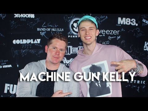 Machine Gun Kelly Talks 'Bad Things' with Camila Cabello