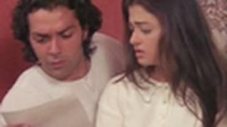Aishwarya Rai Sleeps In Bobby Deol