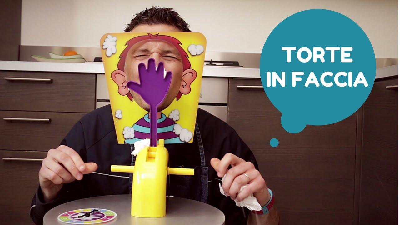 Estremamente TORTE IN FACCIA: gioco divertente perfetto per festa per bambini  HP56