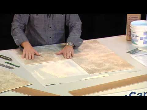 Duraceramic Installation Video by American Carpet Wholesalers