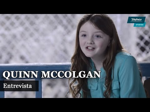 Quinn McColgan sobre su personaje en 'Extinction':