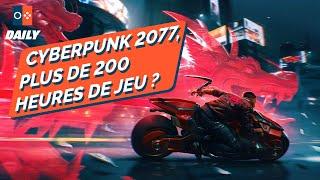 200H de JEU sur CYBERPUNK 2077 ? - JVCom Daily
