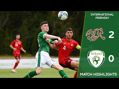 HIGHLIGHTS | Switzerland U21 2-0 Ireland U21