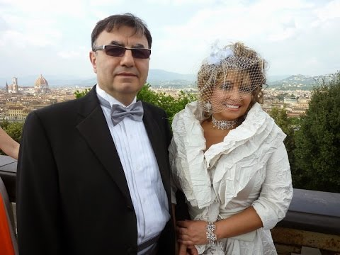 OUR WEDDING DAY IN FLORENCE, ITALY