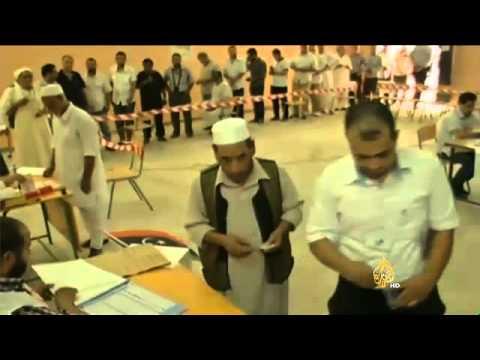 حوار ليبي لإنهاء الصراع السياسي