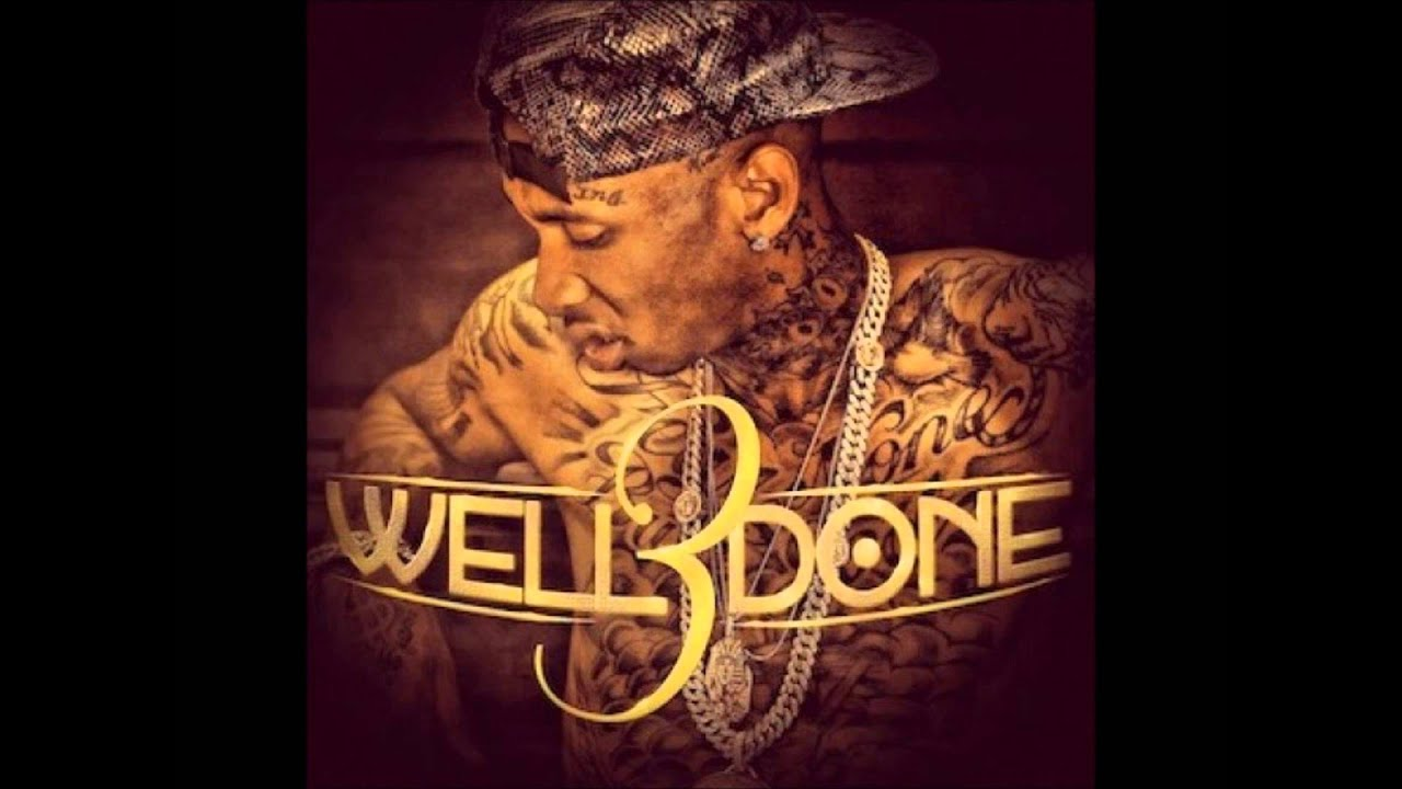 """Tyga """"well done iv"""" cover art, tracklist, download & mixtape."""