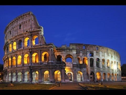 Rom Heute Und Früher