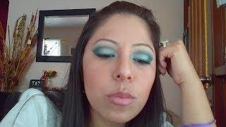 Maquillaje oto#o invierno tono azul-verde Mary Kay parte 1 Thumbnail