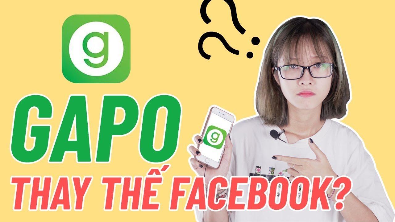 Mạng xã hội Gapo – Made in VietNam có thay thế được Facebook ???
