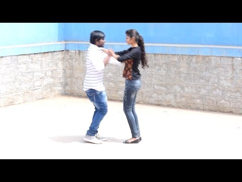 SUNDARI DANCE COVER || MANOJ AND HARINI || KHAIDI NO 150 || 2017