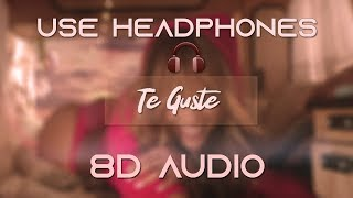 Jennifer Lopez Bad Bunny Te Guste 8D AUDIO.mp3