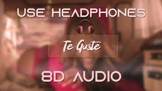 Jennifer Lopez & Bad Bunny - Te Guste [8D AUDIO]