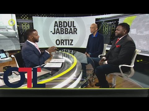 David Ortiz, Kareem Abdul-Jabbar On Growing Up Playing Sports | Outside The Lines | ESPN