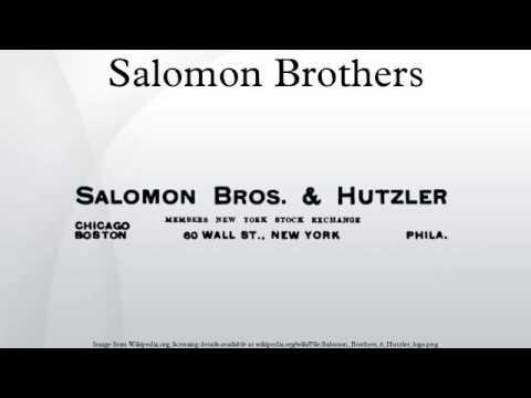 Salomon Brothers