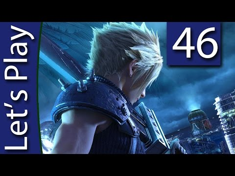 Let's Play Final Fantasy VII - 100% FF7 Walkthrough - Return to Midgar - Part 46 [HD]