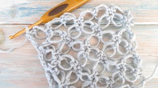 In this tutorial I show you not only how to crochet the Solomon Knot, but also how to work it as a foundation row for working in rows. Not for beginners, but hopefully you find this video inspiring and useful.  Make sure to tag your creations on Instagram @happyberrycrochet  www.instagram.com/happyberrycrochet   Please do not share, copy, write out or translate this video without permission. Copyright and all rights reserved to HappyBerry.