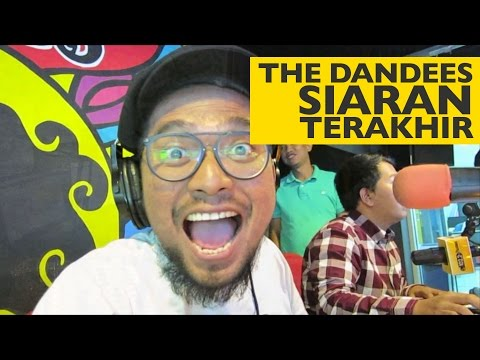 The Dandees Siaran Terakhir di Prambors