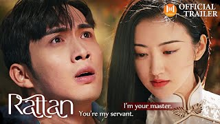 🔥Rattan🔥 Love Between Lady Demon Master And Her Servant (Jing Tian, Zhang Binbin)