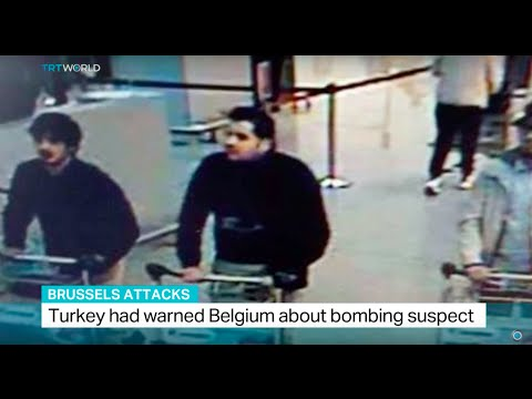 Turkey had warned Belgium about bombing suspect of Brussels, Christine Pirovolakis reports