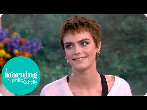 Cara Delevingne Hopes Talking About Her Mental Health Will Help Others  This Morning