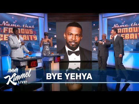 Name That Famous Celebrity with Yehya – Terry Crews vs Corinne Foxx