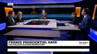 Merkel vs  Erdogan, Macron's Momentum, Vendée Globe (part 2)