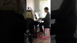 """The Moon Present my Heart"" by Teresa Teng performed by Mr Dai"