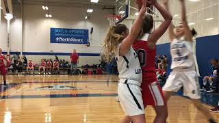 Rosie Drevline AAU highlights 040718 vs Illinois Rockets