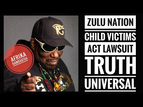 Afrika Bambaataa Legal Issues With A Real Lawyer Empowered Esquire TV With Information Man