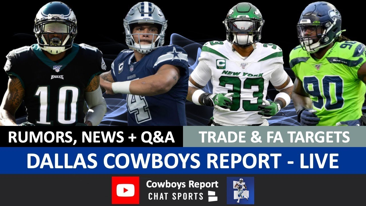 Dallas Cowboys Report With Tom Downey - July 9th