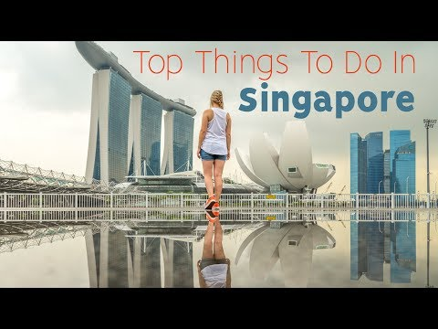 SINGAPORE Travel Guide | What To Do, Where To Go | 3 Day Layover | 2019 | Barbster360 Travel Video