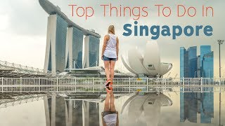 Video showing SINGAPORE Travel Guide | What To Do, Where To Go | 3 Day Layover
