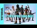 Hidden Treasure Map #3 - Battle Pass Season 3 Challenge | Fortnite Battle Royale PC/PS4/Xbox One