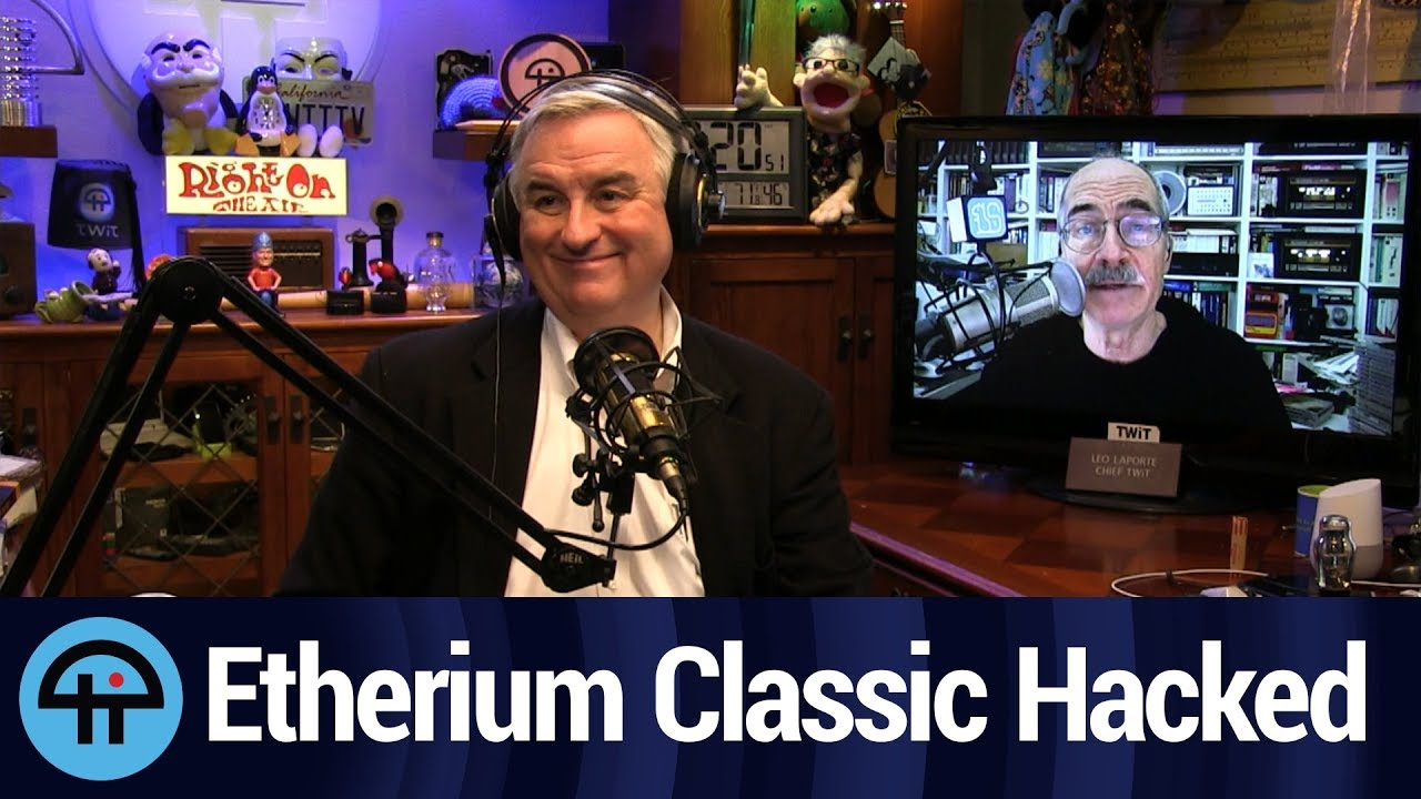 Etherium Classic Hit By 51% Attack