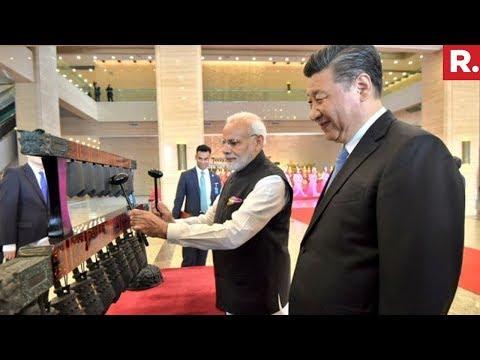PM Narendra Modi Visit Hubei Provincial Museum In Wuhan | #ModiInChina