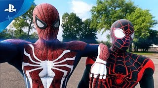 """""""SPIDER-MAN PS4"""" 