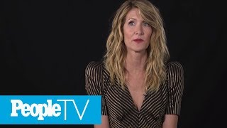 Star Wars Newcomers Laura Dern, Kelly Marie Tran On Joining The Force | PeopleTV