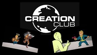Creation Club : Let's talk about 'NOT Paid Mods'