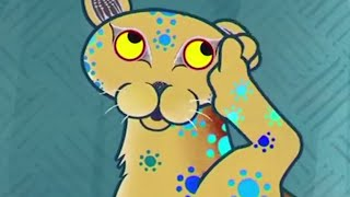 Tinga Tinga Tales Official | Why Leopard has Spots | Full Episodes