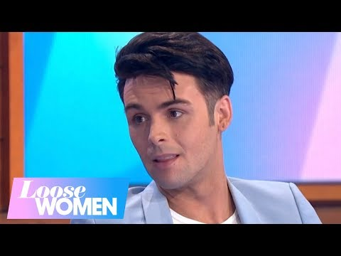 Union J's Jaymi Hensley on His Positive Coming Out Experience   Loose Women