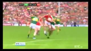 Kerry vs Cork Highlights 2015 Munster Football Championship Final