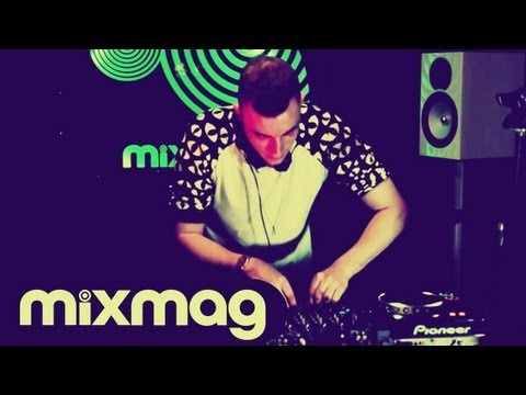 ALIX PEREZ and ICICLE d'n'b set in The Lab LDN