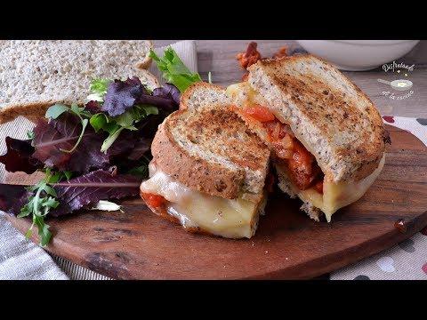 EL sandwich de queso y chorizo DEFINITIVO. Te podrás resistir?