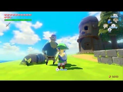 Jordan Plays Wind Waker HD | Part 29: The World's Greatest Treasure Hunter