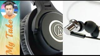 My Take - Headphones or Earphones