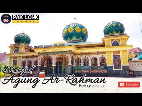 masjid-agung-ar-rahman-pekanbaru---riau